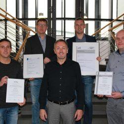 Geprüfte Sicherheit – Zertifizierung im Bereich IT und Technik