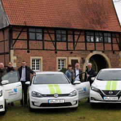 E-Carsharing für Ahaus, Heek und Legden