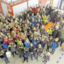Kappenbergschüler engagieren sich für saubere Umwelt