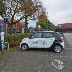 Neues Carsharing Fahrzeug in Alstätte