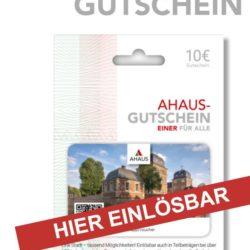 Stadtwerke App – Ahaus Gutscheine verlost