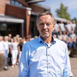 Wir gratulieren unserem Geschäftsführer Karl-Heinz Siekhaus zum 10-jährigen Dienstjubiläum
