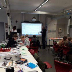 Schulprojekt erneuerbare Energien