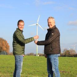 Weitere Windkraftanlagen erzeugen Lokalstrom